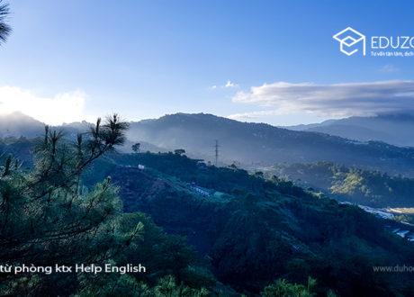 """Help English (Baguio) – Lên núi để """"tu luyện"""" tiếng Anh"""