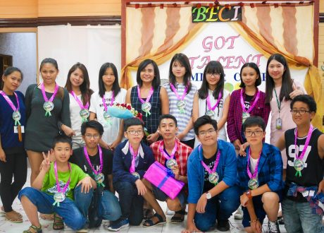 Trại hè Tiếng Anh tại BECI, Philippines 2018