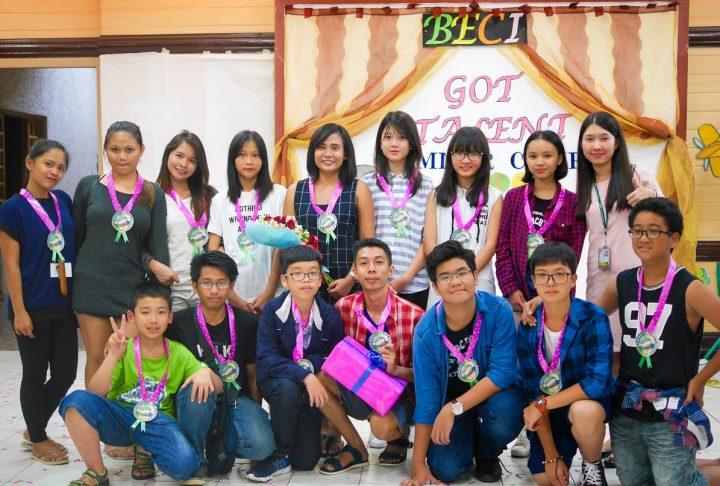 Trại hè Anh ngữ tại trường Beci thành phố Baguio, Philippines