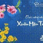 Thư chúc Tết Mậu Tuất 2018 từ Công ty Du học Eduzone
