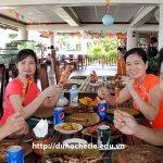 Du học hè Philippines phụ huynh có được đi cùng?