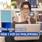 Khóa học Tiếng Anh Online 1:1 với giáo viên Philippines