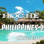 Du học hè Philippines 2019 – Học tiếng Anh kết hợp nghỉ dưỡng tại trường ELSA