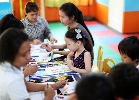 Khóa học Tiếng Anh gia đình (Family Course) tại Trường ELSA