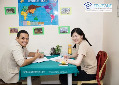 Khóa học giao tiếp (power speaking and communication skills) tại trường Anh ngữ CPILS