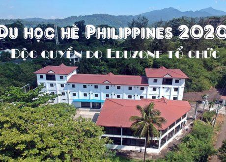 Du học hè Philippines 2020 – Eduzone và Trường Anh ngữ KEYSTONE độc quyền tổ chức