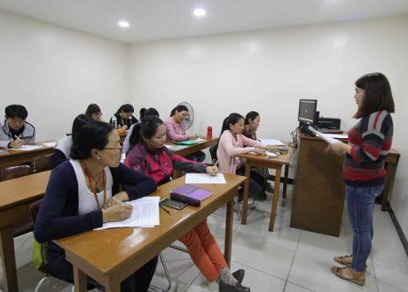 Chương trình học bổ trợ sáng và tối – Trường Anh ngữ PINES