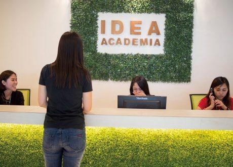 Khóa TOEFL tại trường Anh ngữ IDEA